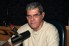 Bone Junior - Carismático locutor da Rádio Cultura de Santos
