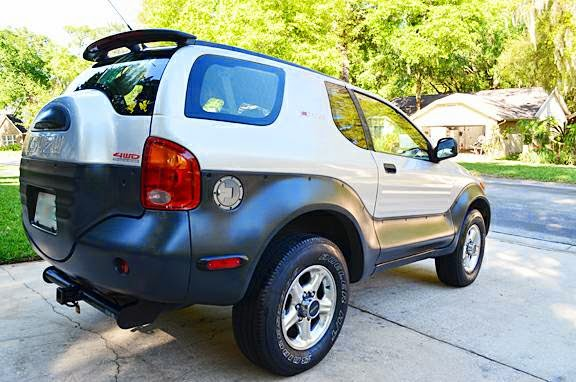 daily turismo 15k future classic 1999 isuzu vehicross. Cars Review. Best American Auto & Cars Review