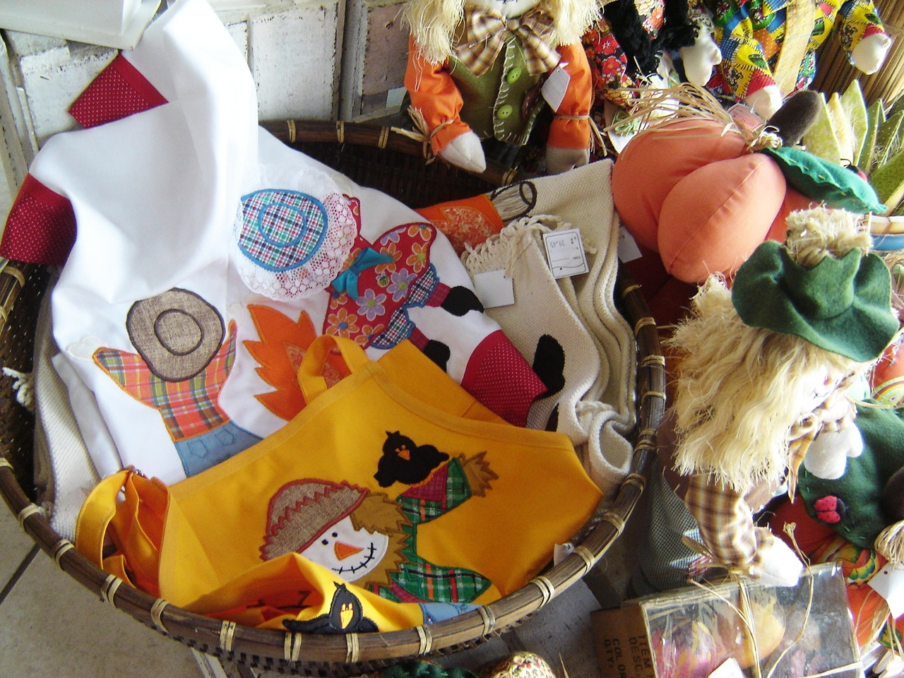 Aventais tapetes trilhos de mesa com motivos de Festa Junina e  #B27419 1280x960 Acessorios Banheiros Joinville