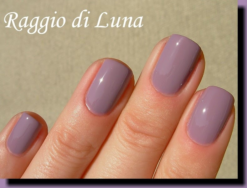 Raggio di Luna Nails: Kiko So Stylish Nail Lacquer n° 002 Mauve