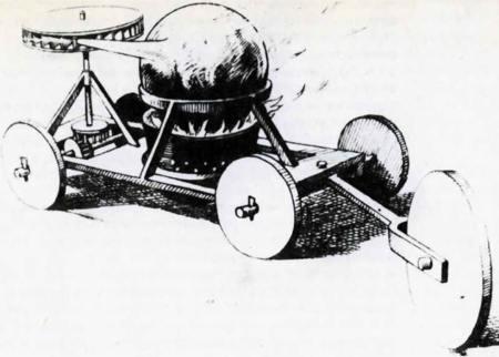 Prima masina din istoria omenirii