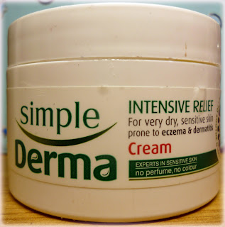 Simple Derma Intensive Relief Cream