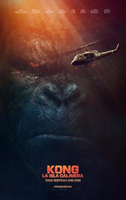 Kong la Isla Calavera en Español Latino