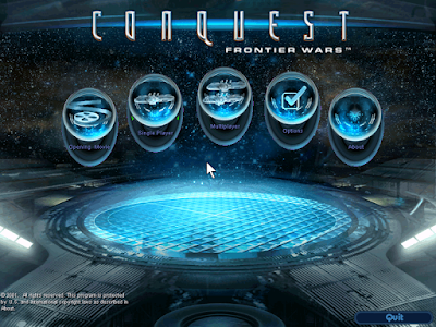Conquest Frontier Wars Game Free Download