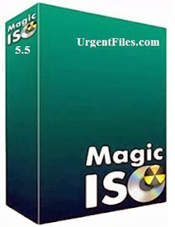 MagicISO 5.5 Free Download Magic ISO Maker