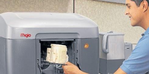 Cristina tecnologia for Impresora 3d laser