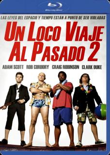 Un Loco Viaje Al Pasado 2 [2015] Audio Latino BRrip XviD [NL][RG][UP][UD][1F]