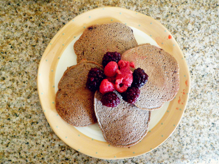 how to make protein pancakes without oats