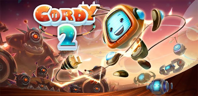 Cordy 2 v11814 Apk Mod [Full / Unlimited Gear]