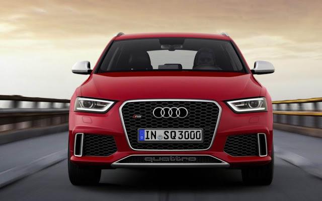 Audi Q3 RS 2014