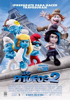 Ver Película Los Pitufos 2 Online Gratis (2013)