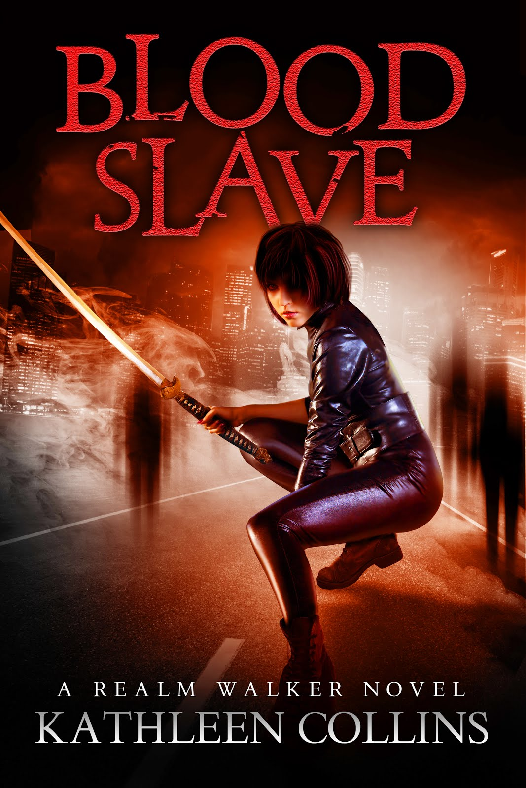 Blood Slave : Realm Walker #3