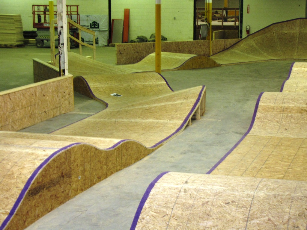 Backyard Wood Pump Track : bob s pump track basic loop backyard track bermstyle bermstyle http