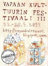 Vapaan Kulttuurin Festivaali III