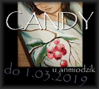 "candy na blogu "" An Art"""
