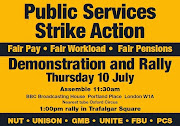 Greens support July 10th Strike