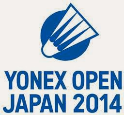 Hasil Skor Pertandingan Japan Open Super Series 2014