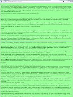 Projecto Água; Projecto; sobre políticas da água; Relatório sobre políticas da água; Água; Privatização da Água; Portugal; Espanha