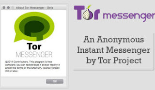 tor messenger chat privata