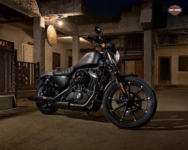 Harley-Davidson-Iron-883 2016 ஹார்லி டேவிட்சன் பைக்குகள் விற்பனைக்கு வந்தது