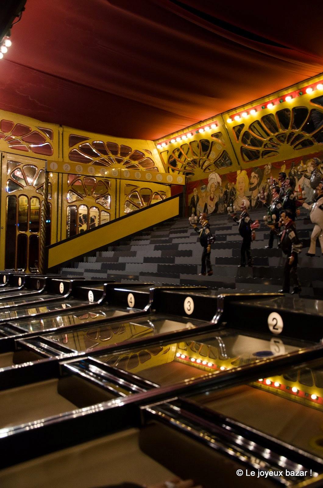 Paris - musee des arts forains
