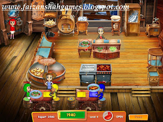 Cooking dash 3 thrills and spills cheats
