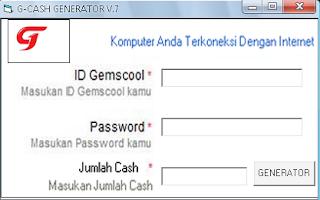 CASH GENERATOR V.7