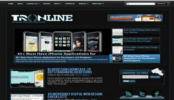 'Tronline