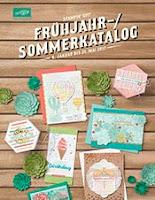 Stampin up Frühjahr - Sommer Katalog