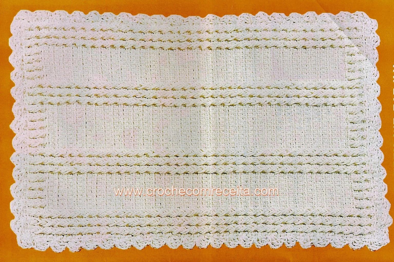 Croche Com Receita Outubro 2013