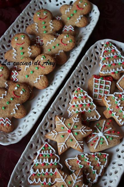 biscotti allo zenzero fresco - biscuiti cu ghimbir proaspat sau....turta dulce