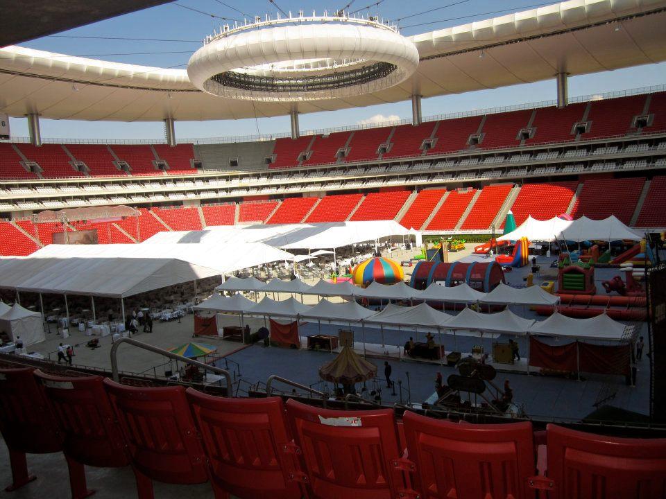 Estadio Omnilife Chivas Estadio Chivas Omnilife