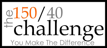 What is the 150/40 Challenge?