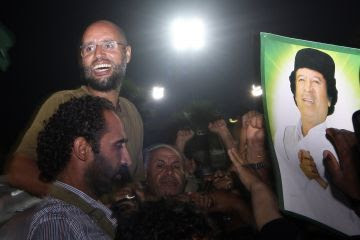 Battle for Tripoli & Greater Libya Still On SaifAlIslam