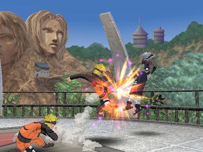 Naruto Shippuden Clash Of Ninja Revolution 3 Wii