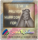You can be a Prayer Warrior too!