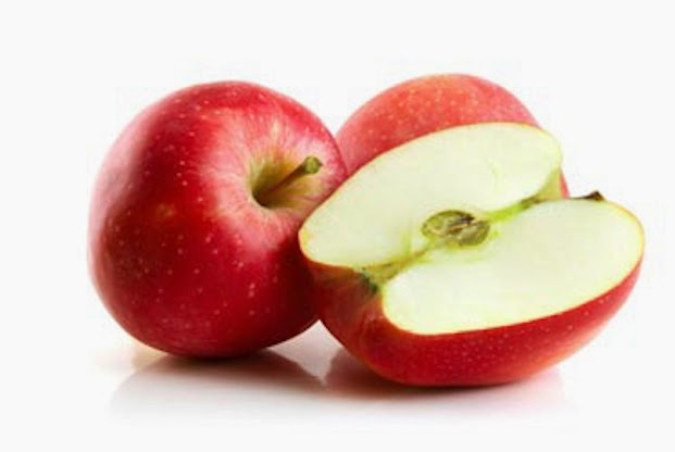 apple for acne scars