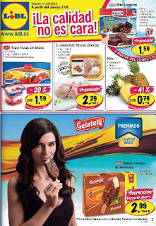catalogo lidl 27 junio 2013
