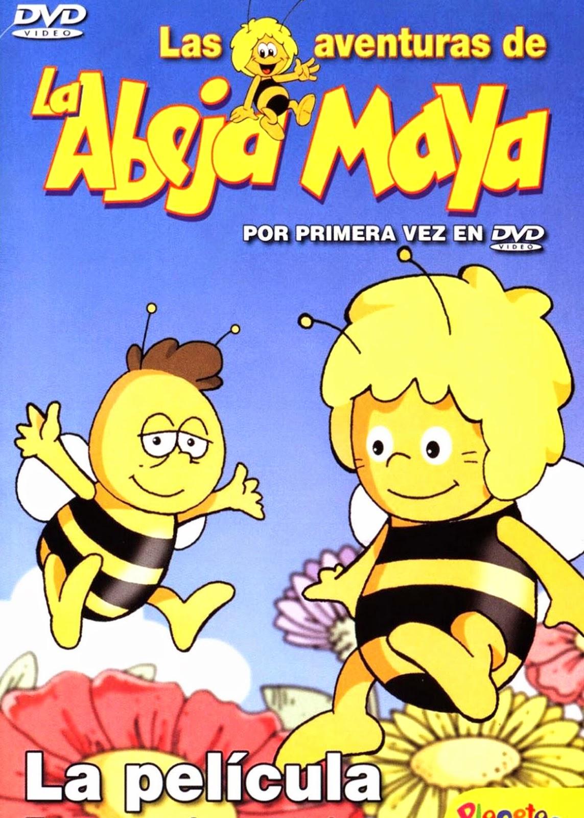 Las Aventuras de la Abeja Maya (1975)