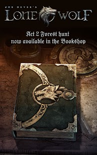 Joe Dever's Lone Wolf Android Apk + Data v2.1.0