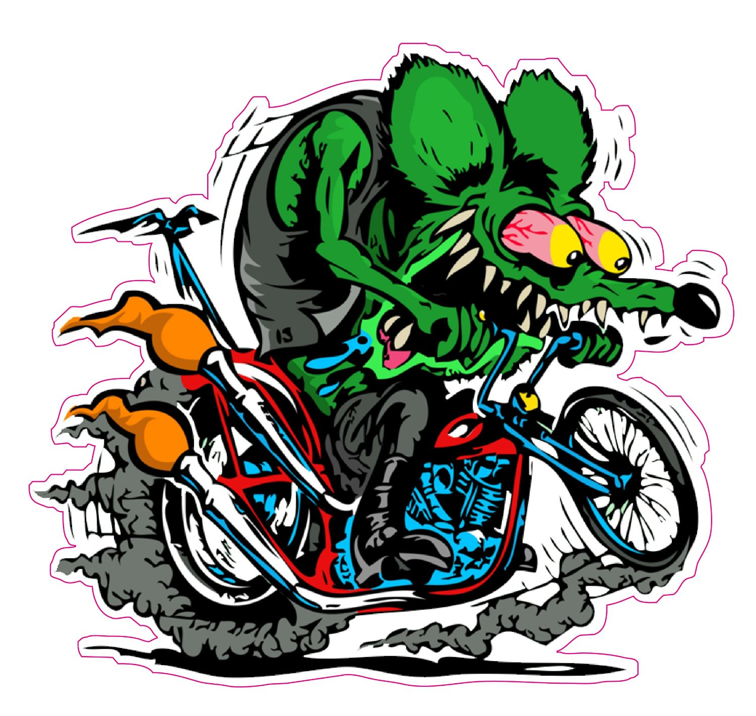 Older Rat Fink