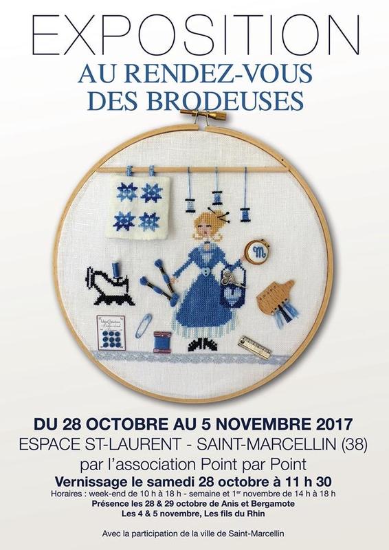 Exposition à Saint Marcellin du 28 octobre au 5 novembre