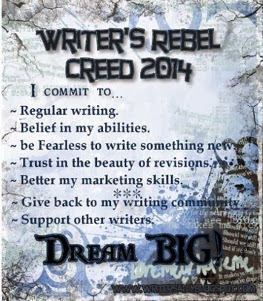 Be a WRITING REBEL ☠
