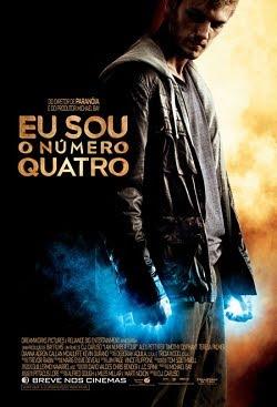 Eu Sou o Número Quatro – 2011 – Dublado – Ver Filme Online