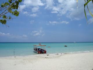 7 mile beach negril jamaica
