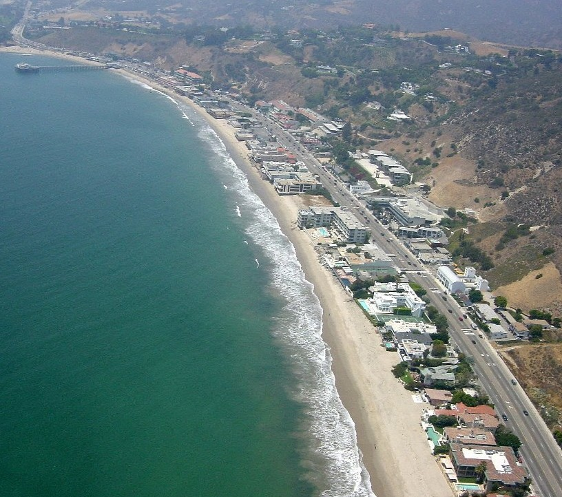 Life West Coast: Latigo Beach, Malibu California