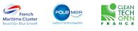 Cleantech Open France partenaire du Cluster Maritime Français à VivaTechnology !