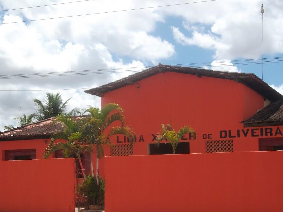 Escola Lídia Xavier- Vila Morena- Esplanada-BA