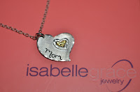Isabelle Grace Heart 2 Heart Necklace 1