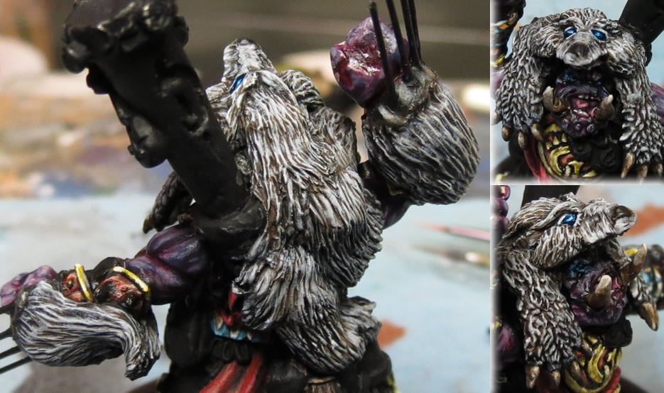 PETA's fur fury over Warhammer